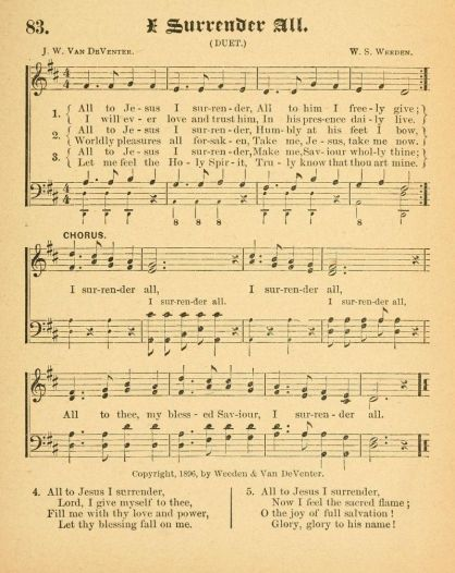 I_Surrender_All_1896_Gospel_Songs_of_Grace_and_Glory